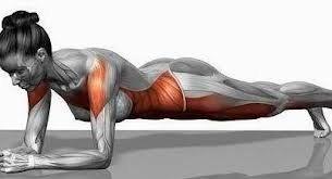 Plank i inne ćwiczenia na mięśnie brzucha