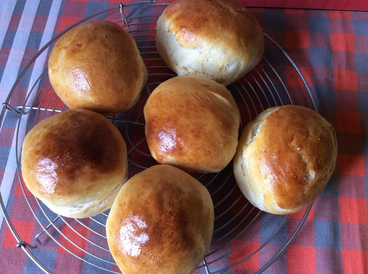 """Fine rolls called """"little millers"""" - no idea why."""