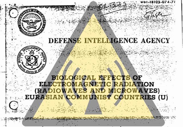 Die Wirkungen der Strahlung, wie sie heute von Smartphone, WLAN und Mobilfunk genutzt wird, waren bereits vor 40 Jahren bekannt. 1976 erstellte das US-Militär eine Zusammenfassung der Forschungserg…