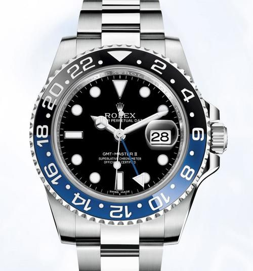 Rolex GMT-Master II Ref 116710 BLNR