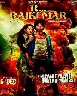 R... Rajkumar 2013 Download Full Movie - latest hd movie online