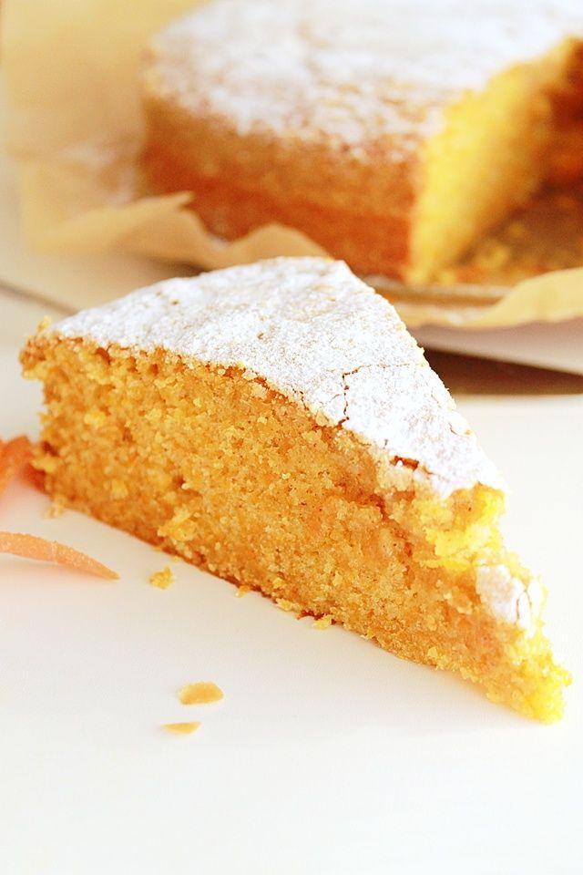 Ciasto marchewkowe z cynamonem