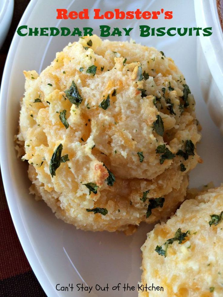 Red Lobster's Cheddar Bay Biscuits - IMG_4817