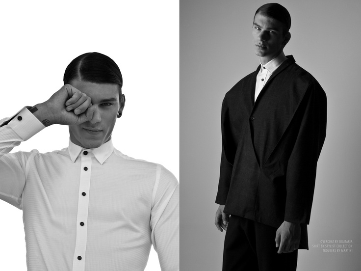 "Steve in ""Youtful Intensity"" by haris farsarakis for fashionisto  Styling apostolis gofas Grooming george marascas"