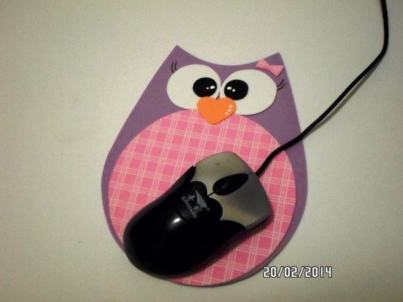 Mouse pad de EVA