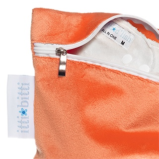 Itti bitti Papaya wet bag. (2013 new colours range) Bianca@itti :-)