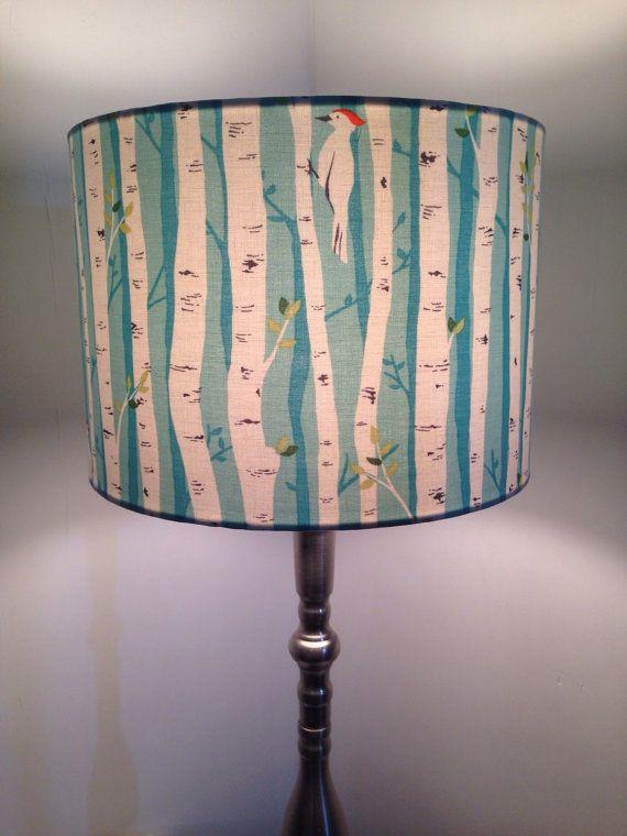 die besten 25 lampenschirme stoff ideen auf pinterest. Black Bedroom Furniture Sets. Home Design Ideas