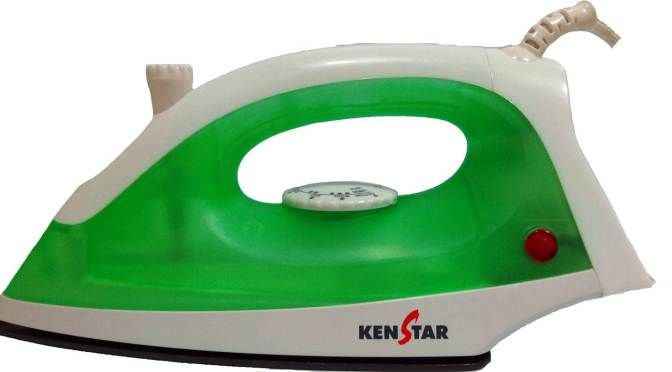 Kenstar Super Shiney Steam Iron Review and Specifications