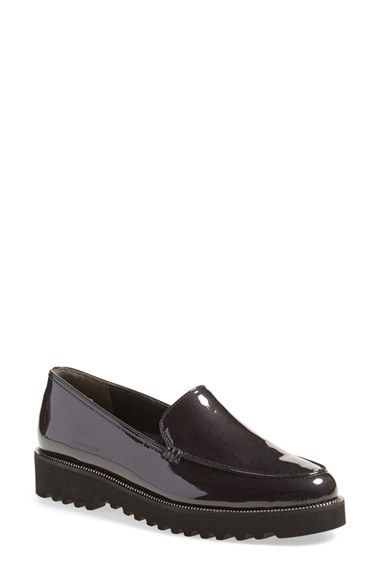 Paul green 'jojo' Loafer in Black (Graphite Patent) - Save 34% | Lyst