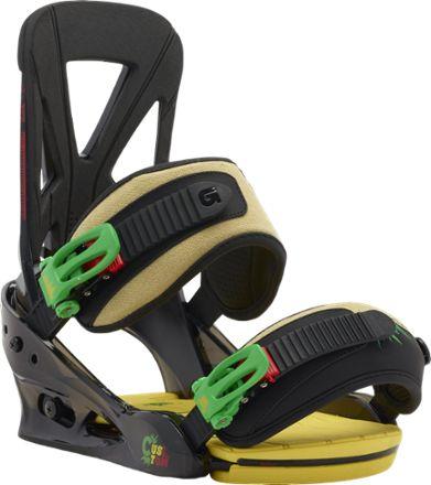 Burton Men's Custom Snowboard Bindings Fresh Mon L