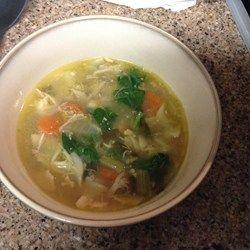 Homemade Chicken Soup - Allrecipes.com