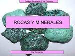 Presentacion de Rocas y Minerales