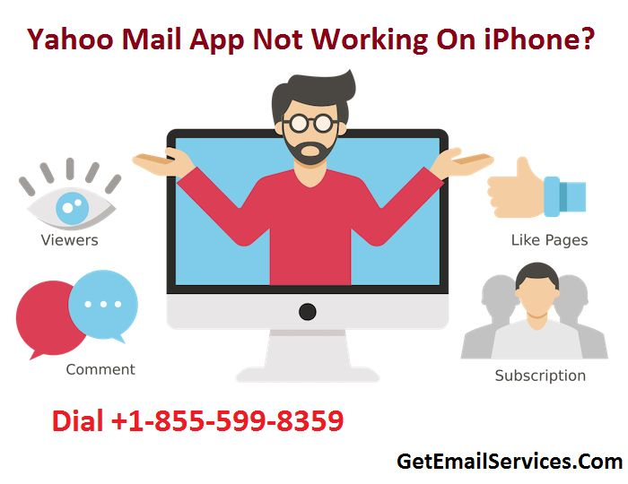 If you are unable to access your Yahoo Mail App on your