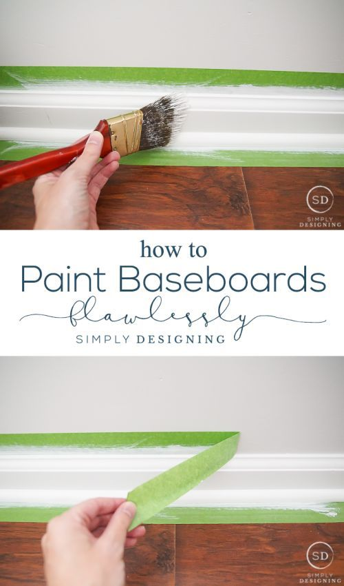 Tips for Painting Baseboards Flawlessly (sponsored)
