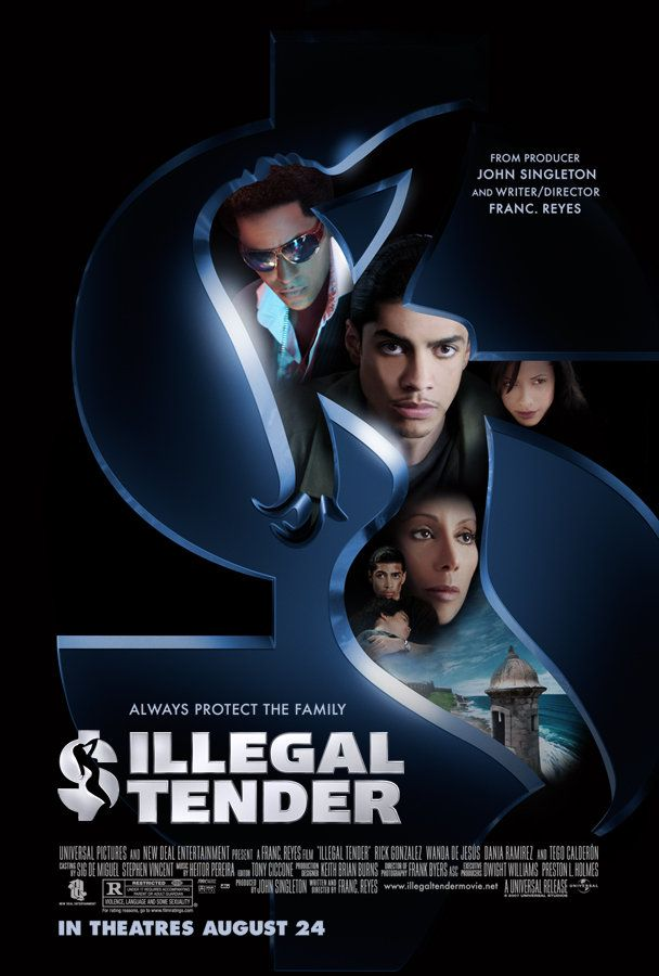 Directed by Franc. Reyes.  With Rick Gonzalez, Wanda De Jesus, Dania Ramirez, Michael Philip Del Rio. When the thugs who killed his father come looking for him, a young Latino man and his mother flee from their home.