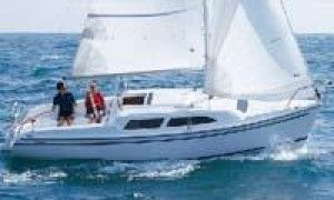 Catalina 250 Sailboat Rental
