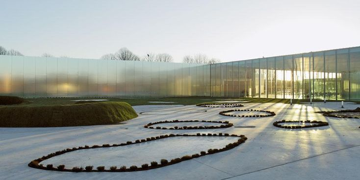 Louvre Lens - SANAA architects