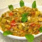 Lebanese Moussaka Recipe – Sauteed Eggplant – Musakka3at Batinjan