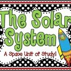 This unit is full of great activities and lessons to supplement your classroom study of space! This unit includes detailed descriptions of lessons ...