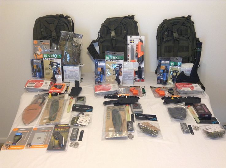 Enormous $1000 Summer Survival Gear Giveaway! Melody Murray, like his ...