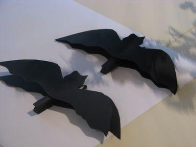 clothespin bat craft!