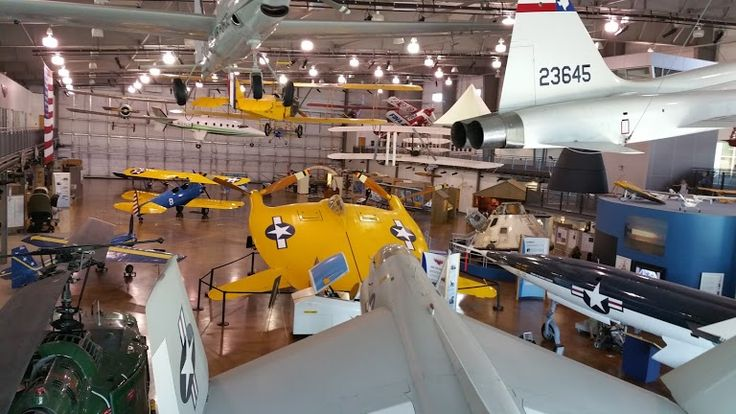 Frontiers of Flight Museum - Dallas, Texas on RueBaRue