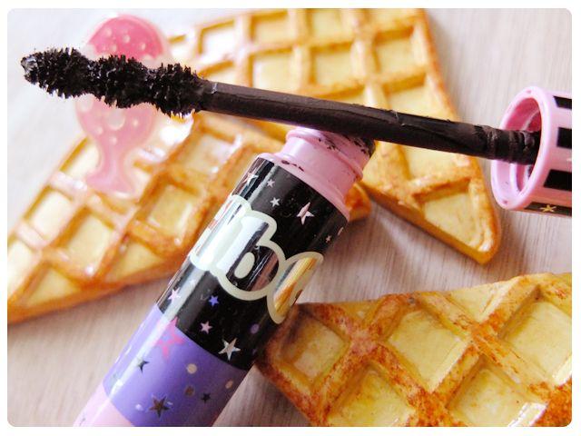 """petite-plum.tumblr.com: """"Fairy Drops Mascara in Dark Brown. """""""