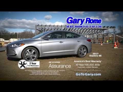 Gary rome hyundai service coupons