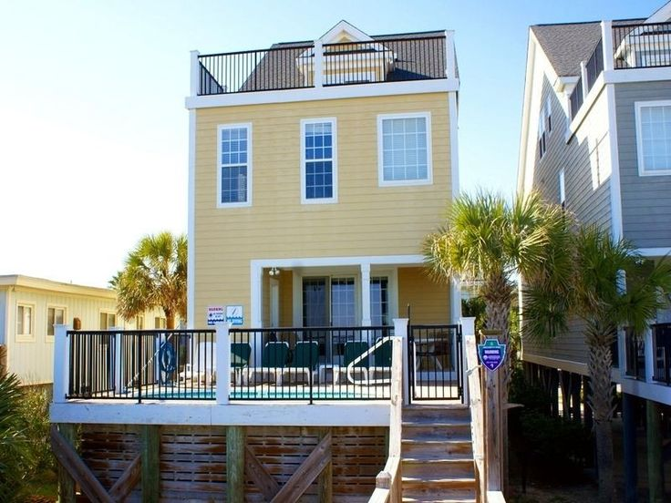 Beach House Rentals Myrtle Beach Oceanfront Part - 27: House Vacation Rental In Surfside Beach From VRBO.com! #vacation #rental #