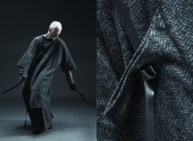 Wiktor Jedraszczyk FW15 Menswear Collection - Deux Hommes