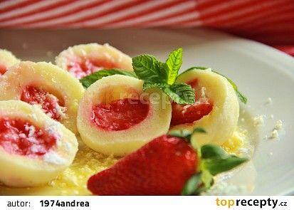 Nejjednodušší tvarohové těsto na ovocné knedlíky (bez vejce) recept…
