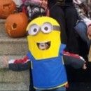 Coolest Homemade Minions Costume