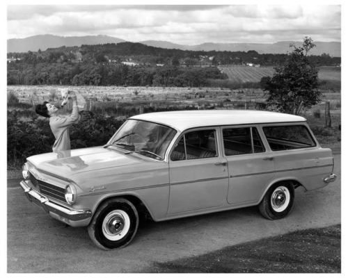 1963 Holden EH Special Station Wagon