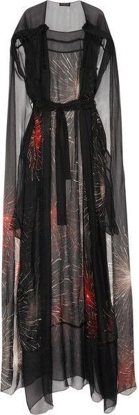 Beautiful black and red kimono #loungewear ##lingerie
