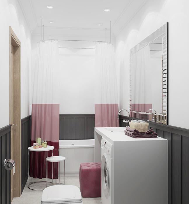 Ванная комната, 106 серия