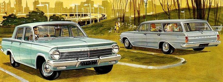 EH Holden Standard Sedan and Wagon