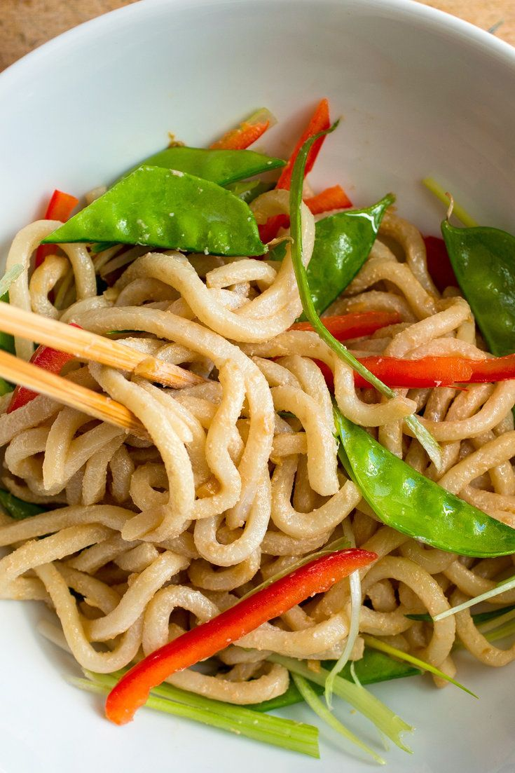 NYT Cooking: The ingredients for this cold noodle dish can be prepared ahead of time, leaving nothing more to do in the morning before work than to assemble the noodles and vegetables and dress them with sesame oil, soy, tahini, ginger and a few other things. Prepare for lunchtime deliciousness.