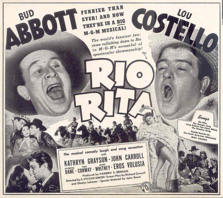 rio rita abbott and costello meet