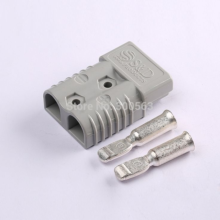 4pcs/lot 175A 600V Power supply Connector genderless design Battery Plug Connectors kits for electric vehicle UPS forklift
