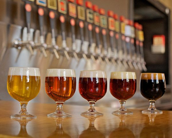 The 50 Best Craft Breweries in America - don't agree with a lot of them, but should make for some fun road trips.