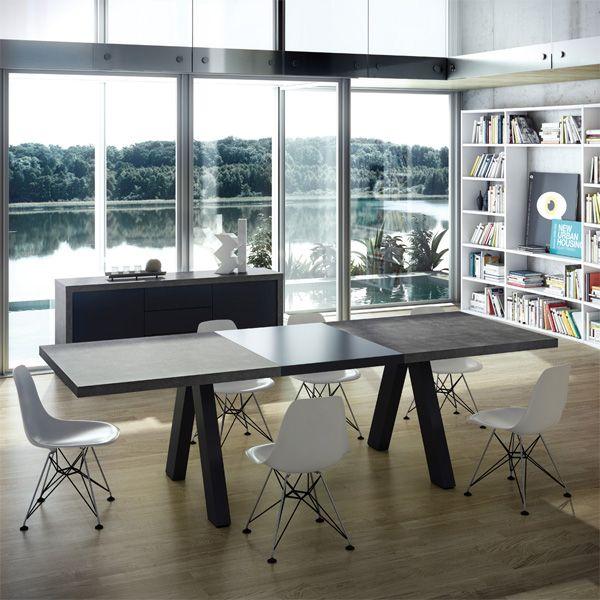 Tema Home Alpha Extendable Dining Table