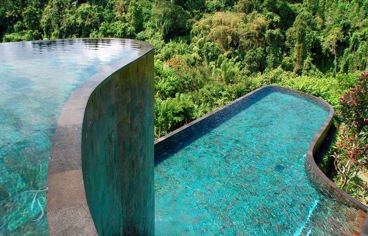 The Hanging Gardens Hotel Ubud, Bali