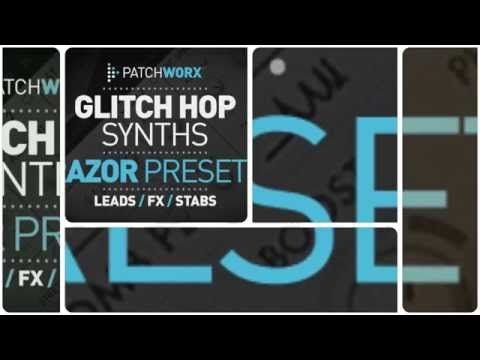 awesome Patchworx - Glitch Hop Synths (NI Razor Presets) VST Download FREE Crack Check more at http://westsoundcareers.com/soundbanks/patchworx-glitch-hop-synths-ni-razor-presets-vst-download-free-crack/