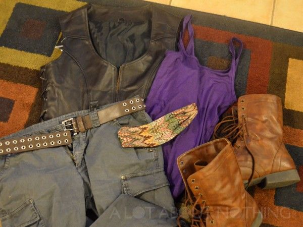 DIY Michonne Costume: Part 1   A Lot About Nothing A Lot About Nothing