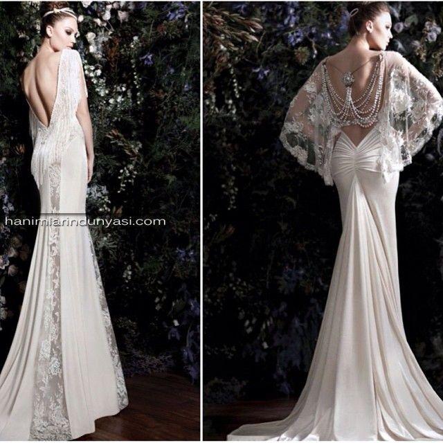 2017 Haute Couture Gowns En Farklı Gelinlik Modelleri Wedding