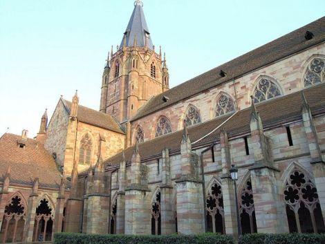Abbatiale Sts Pierre et Paul à Wissembourg