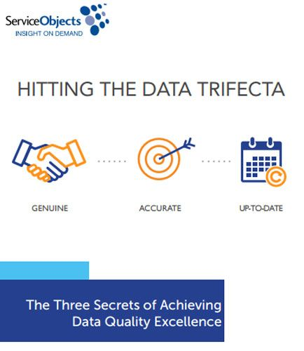 Hitting the Data Trifecta: Three Secrets of Achieving Data Quality Excellence #DataManagement #Storage #Database