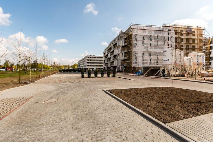 wiosna na budowie - 2016 r.