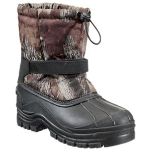 RedHead Snowboard Insulated Camo Pac Boots for Kids - TrueTimber HTC - 3