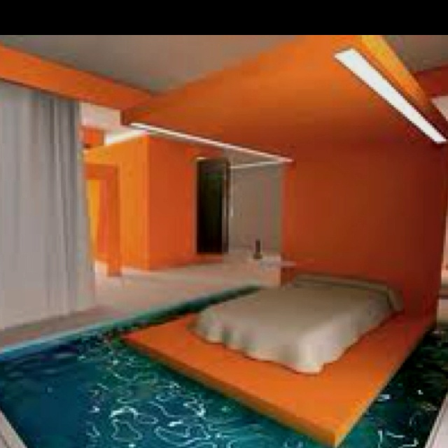 1000 Images About Water Beds On Pinterest Lounge Areas